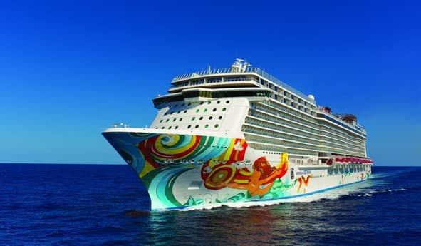 «Всё включено» от Norwegian Cruise Line
