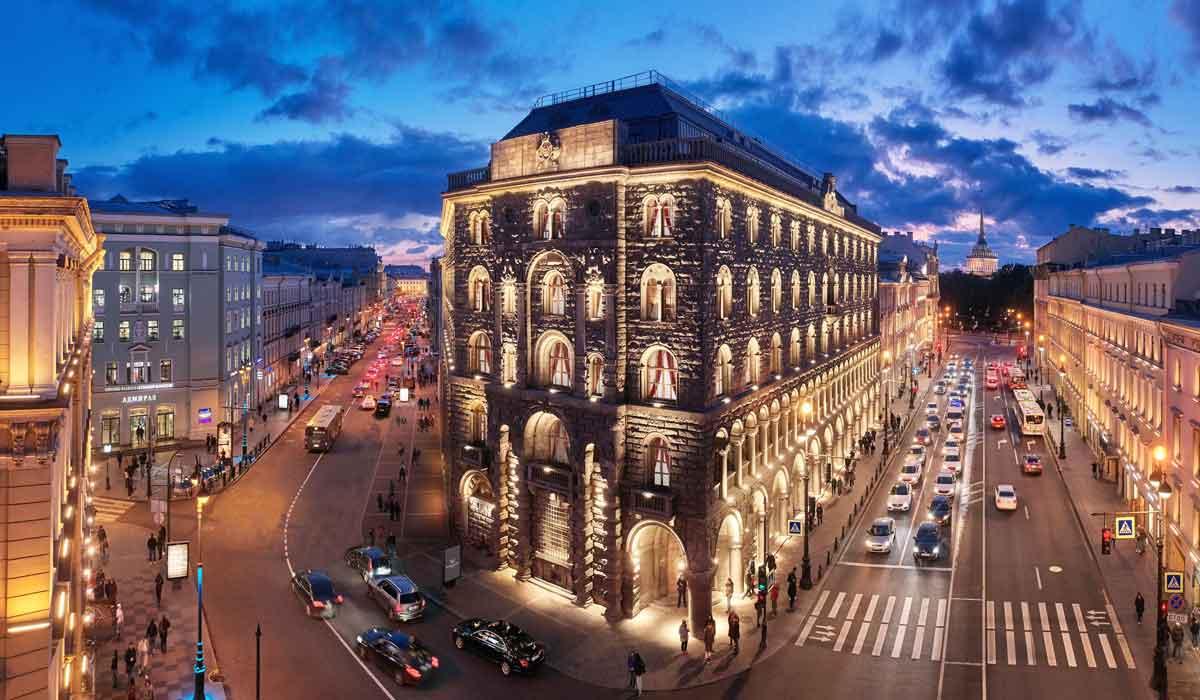 Дом Вавельберга станет отелем