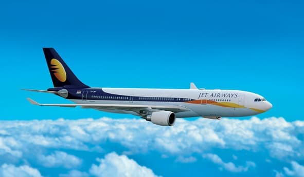 В Индию с Jet Airways – через Амстердам