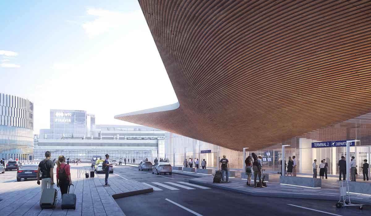 Аэропорт будущего