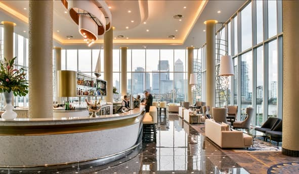 Новый InterContinental® London – The O2 на полуострове Гринвич