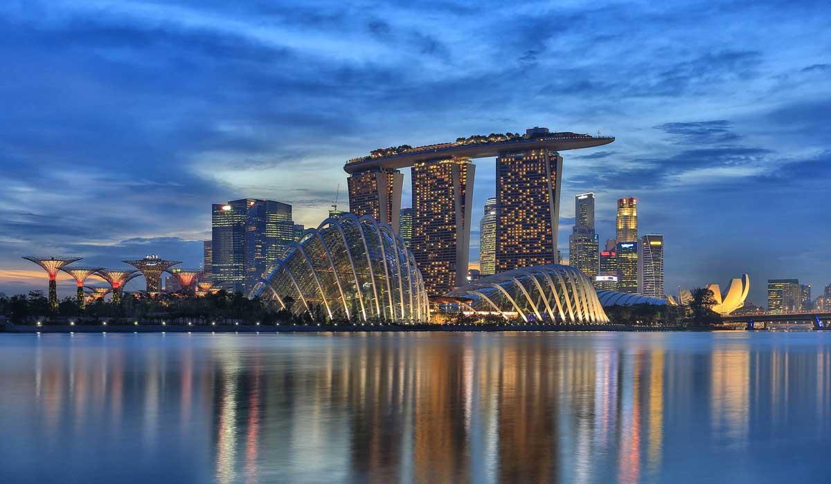 В Сингапур – с проездным IATA