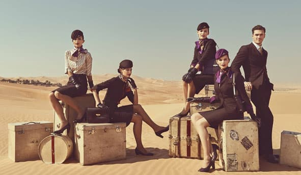 Etihad Airways стала пятизвездной