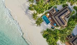 Pullman Maldives Maamutaa Resort: трансфер – бесплатно